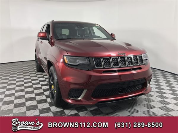 2020 Jeep Grand Cherokee Trackhawk For Sale In Patchogue Ny Truecar