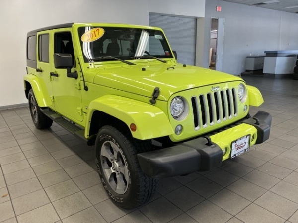 2017 Jeep Wrangler in Patchogue, NY