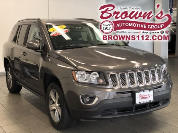 2016 Jeep Compass in Patchogue, NY
