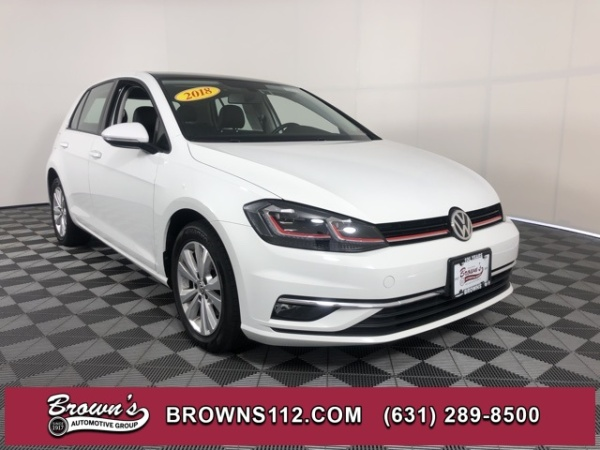 2018 Volkswagen Golf in Patchogue, NY