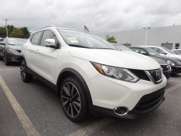 2019 Nissan Rogue Sport in Westborough, MA