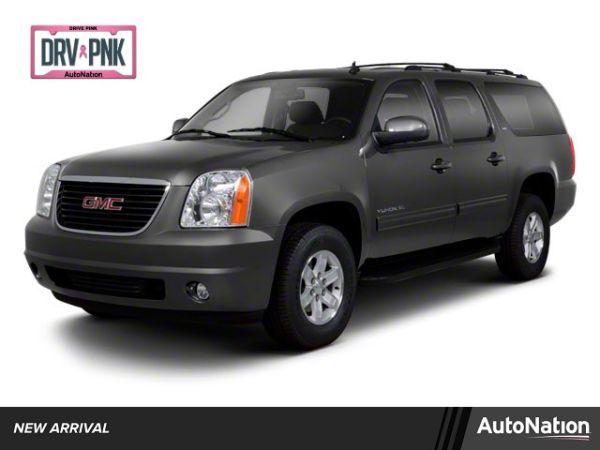 2013 GMC Yukon XL 1500 SLE