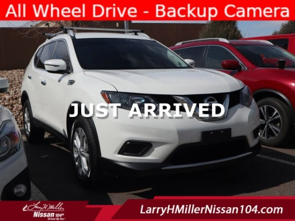 2016 Nissan Rogue in Denver, CO