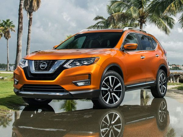 2020 Nissan Rogue in Irvine, CA