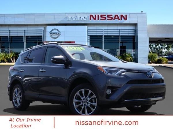 2016 Toyota RAV4 in Irvine, CA
