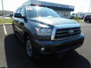 Used Toyota Sequoia For Sale In Rome In 7 Used Sequoia Listings