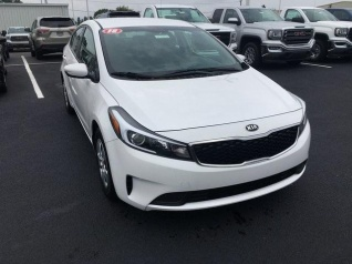 Used 2018 Kia Forte LX Sedan Automatic For Sale In Bowling Green, KY