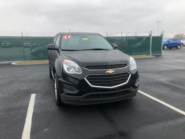 2017 Chevrolet Equinox in Bowling Green, KY