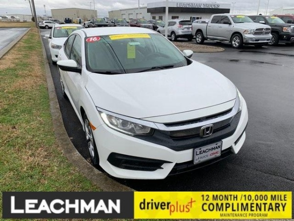 Honda Bowling Green Ky >> Used Honda Civic For Sale In Bowling Green Ky U S News