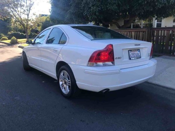 2005 Volvo S60 2 5l Turbo Automatic Awd For Sale In Van Nuys Ca