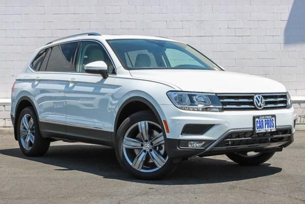 2020 Volkswagen Tiguan in San Bernardino, CA