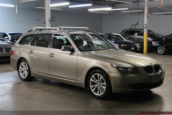 2010 bmw 5 series 535i xdrive wagon awd