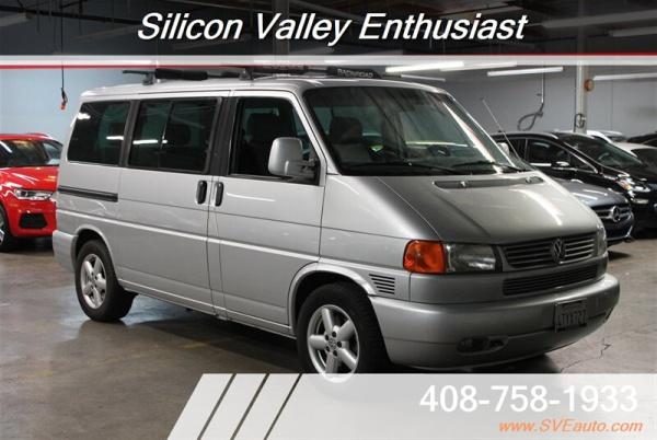 2001 Volkswagen EuroVan MV