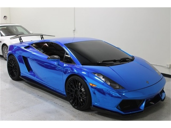 2005 Lamborghini Gallardo 2dr Coupe $117,995 Mountain View, CA