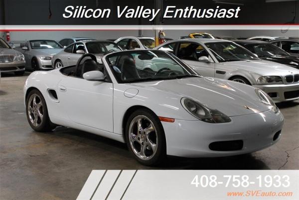 1999 Porsche Boxster in Hayward, CA