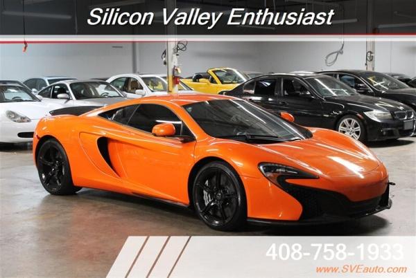 2015 McLaren 650S 650S