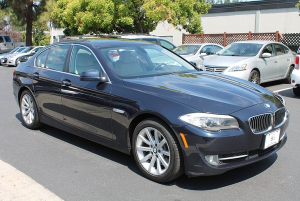 2011 BMW 5 Series Dealer Inventory In Mountain View CA 94035 Change Location