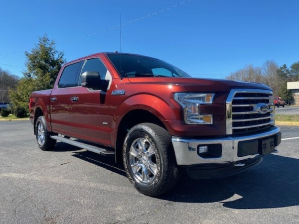 2016 Ford F-150 in Franklin, NC