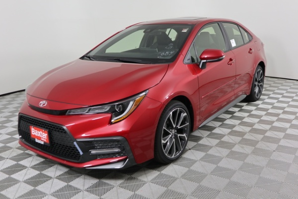 2020 Toyota Corolla in Lincoln, NE