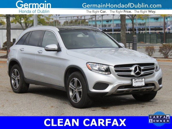 2016 Mercedes-Benz GLC in Dublin, OH