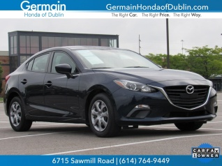 Used 2015 Mazda Mazda3 I Sport 4 Door Automatic For Sale In Dublin, OH