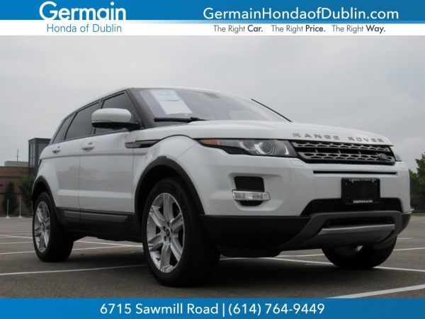 Used Land Rover Range Rover Evoque For Sale In Columbus Oh U S