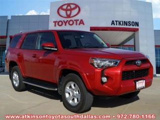 2018 Toyota 4runner Prices Incentives Amp Dealers Truecar