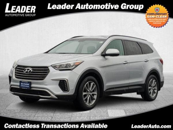 2017 Hyundai Santa Fe in Palatine, IL