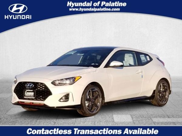 2020 Hyundai Veloster in Palatine, IL