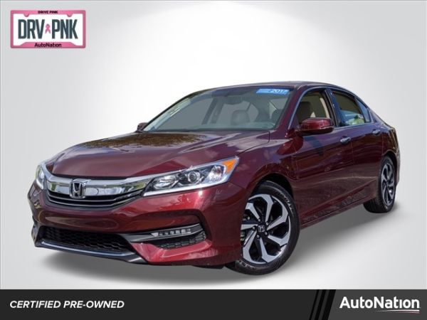 2017 Honda Accord in Hollywood, FL