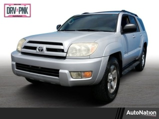Used 2004 Toyota 4Runner SR5 V8 RWD Automatic For Sale In Hollywood, FL