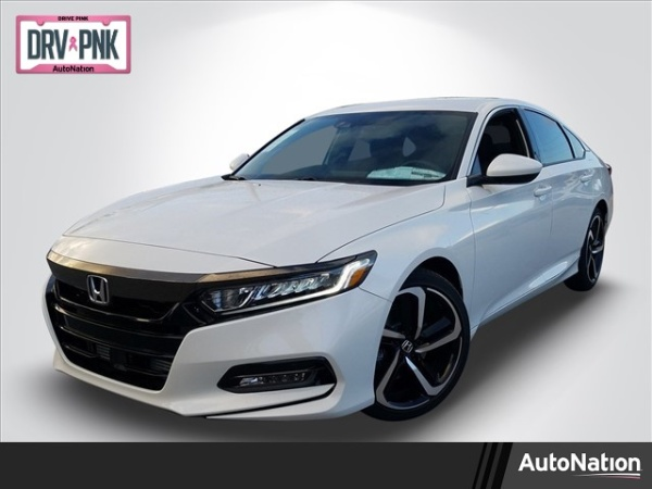 2020 Honda Accord in Hollywood, FL