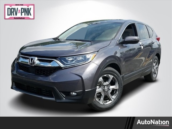 2019 Honda CR-V in Hollywood, FL