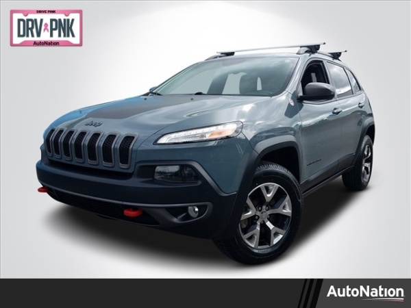 2015 Jeep Cherokee in Hollywood, FL