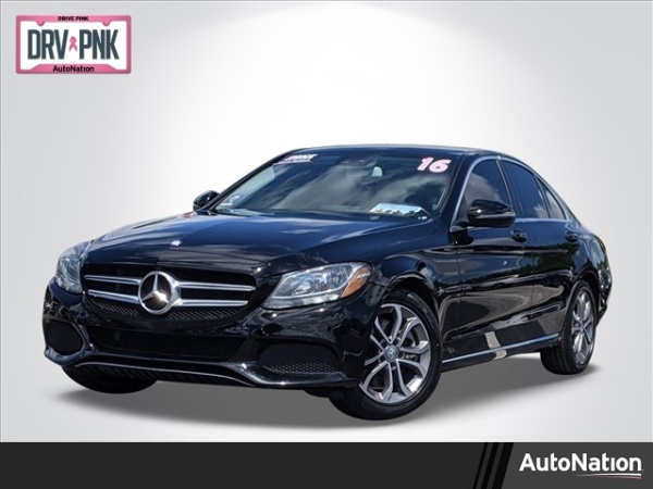 2016 Mercedes-Benz C-Class in Hollywood, FL