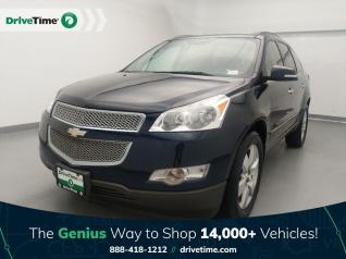 2011 Chevrolet Traverse LTZ FWD for Sale in Kingwood, TX