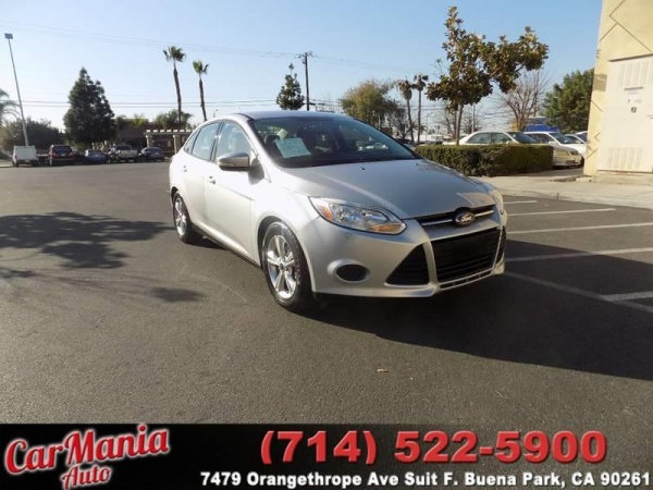 2014 Ford Focus in Buena Park, CA