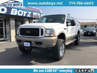 Used Ford Excursions for Sale | TrueCar