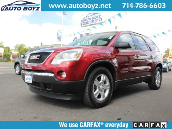 2008 GMC Acadia in Garden Grove, CA