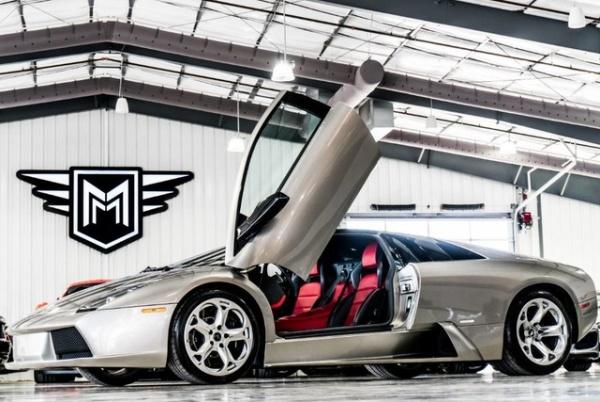 2005 Lamborghini Murcielago Base