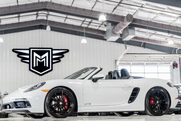2018 Porsche Boxster