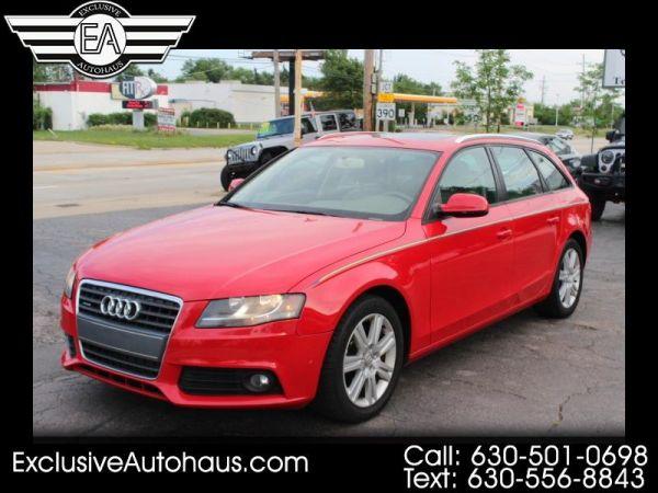 2010 Audi A4 Premium