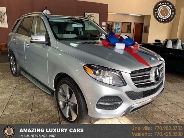 2016 Mercedes-Benz GLE in Snellville, GA
