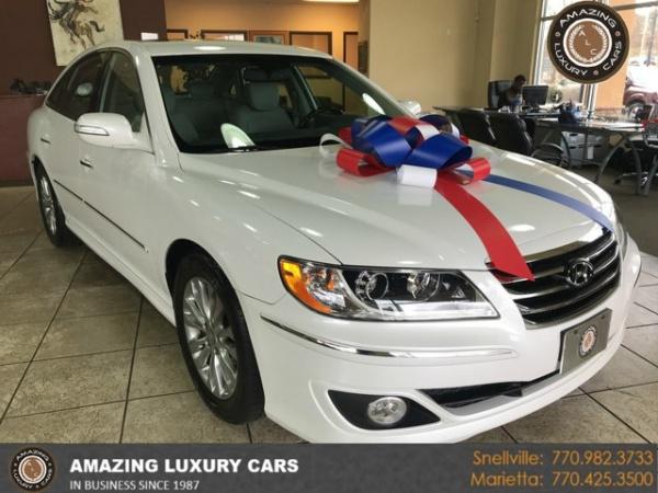 2011 Hyundai Azera Limited (alt) For Sale in Snellville, GA