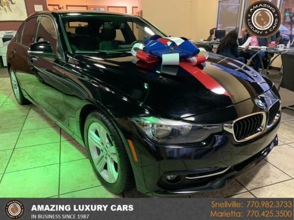 2016 BMW 3 Series in Snellville, GA