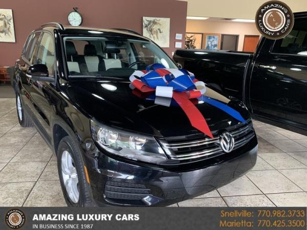 2017 Volkswagen Tiguan in Snellville, GA