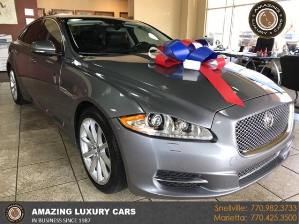 2013 Jaguar XJ Standard