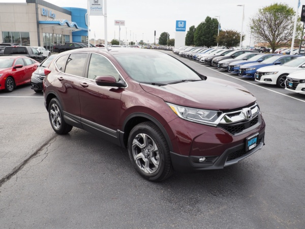 2019 Honda CR-V in Bourbonnais, IL
