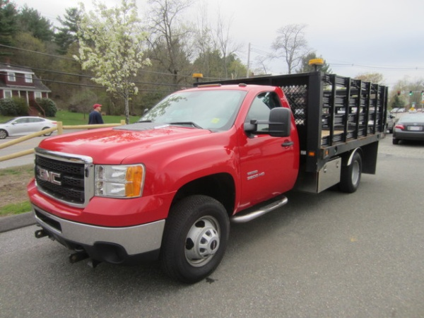 2013 GMC Sierra 3500HD Work Truck