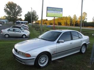2000 Bmw 5 Series 540i Sedan Automatic For In Clayton Nc